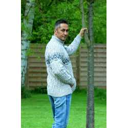 Aran Crafts - Cardigan zip